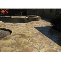 China Surface Coloring Concrete Color Hardener For Stamped Concrete Or Concrete Overlays on sale