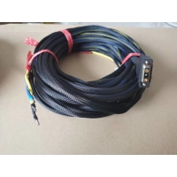 Quality 15m DC 48V BBU Power Cable Huawei Ma5680t 5683t 5608t 5606t DC Olt 48V for sale