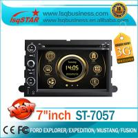 Quality Ford Mustang Ford DVD GPS Built-In Bluetooth Phonebook for sale