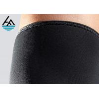 Quality 5 - 7mm Thickness Neoprene Knee Sleeve Comfortable Elastic With Great Stretch for sale