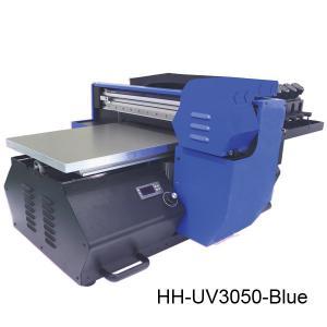China UV Flatbed Inkjet Printer, Multi Color Digital UV Printer on sale