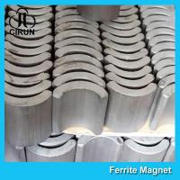 360 380 540 550 775 Strong Ferrite Arc Magnet for EPS Motor Customized Size for sale