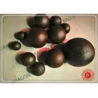 Quality 30mm 50mm Ball Mill Grinding Media Balls High Reliability Multipurpose for sale