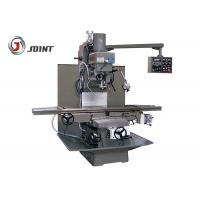 China NT40 / 5HP Spindle Turret Head Milling Machine Universal Bed Type Turret RAM Knee Milling Machine on sale