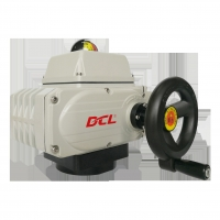 Quality DCL 110V Quarter Turn Electric Actuator With Handwheel for sale