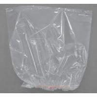 Quality Class II Disposable Equipment Cover Hospital Generally Transparent PE Film With Elastic Opening for sale