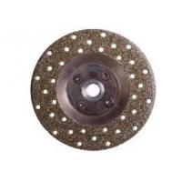 Quality Φ125mm Diamond Grinding Wheel With Flange , Electroplated Grinding Disc For Concrete for sale