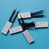 Quality Plastic case thermal switch,thermal protector, bimetal thermal switch w/ UL, VDE, CB for sale