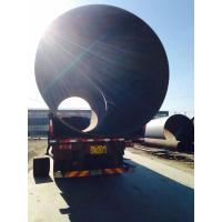 Quality ASTM A252GR.2 Welded Spiral Pipes Used as Pilings for sale