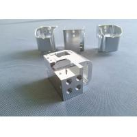 Quality Deburred CNC Machining Metal Parts , High Precision Motorcycle Spare Parts for sale