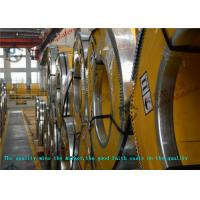Quality Cold Rolled Stainless Steel Coil with 2B BA Finish Surface for sale