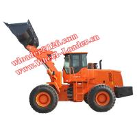 China China Brand Heavy Duty Construction Machine 5 ton Loader TL50 Tractor Front Loader With Bucket on sale