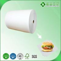 Quality burger wrap paper for sale