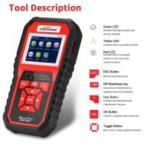 China Auto Engine Analyzer Car Computer Code Reader KW850 Automotive Repair Tools NT301 on sale