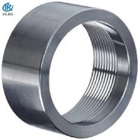 China Double Female thread NPT/BSPT full coupling half coupling ASME B16.11 carbon steel/stainless steel/alloy steel on sale