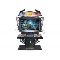 Quality Indoor Street Video Arcade Game Machines L180*W200*H200 CM 180W for sale