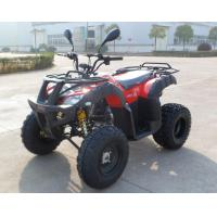 Quality 4 x 4 Red ATV Quad Bike 200CC ATV Style With Four Wheels Quad on Road for sale