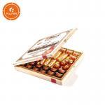 Quality Handmade Tea Bag Wooden Presentation Box Matte/Gloss Lamination Surface Finish for sale