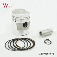 China C50(036)0.75 Modified Motorcycle Cylinder Kits With Piston Pin Gaskets on sale