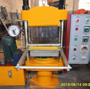 Quality Column Type Rubber Vulcanizing Press, Vulcanizing Press (XLB-350x350x2) for sale