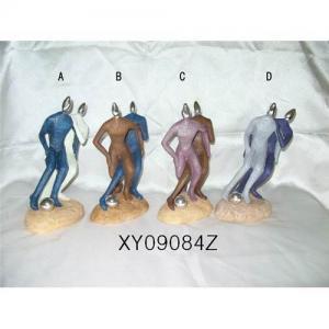 China Resin craft resin figurine resin sculpture resin decoration sports men on sale