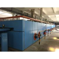 Quality High Speed UV Coating Machine With Hot - Air Circulation Drying Chamber for sale