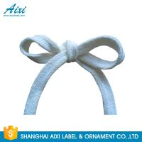 Quality Polyester Woven Tape Cotton Webbing Straps For Garment / Bags for sale