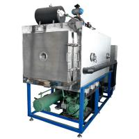 Buy Horizontal Drum - Type Vacuum Freeze Dryer Machine With CE Certification at wholesale prices