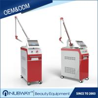 China CE approval high quality effective result long pulse tattoo removal ND-Yag machine for beauty salon on sale