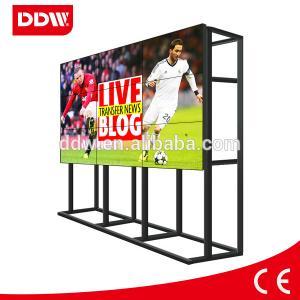 Quality lcd video wall system HDMI/DVI/VGA/AV/YPBPR/IP 1920x1080 DDW-LW460AA05 for sale