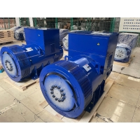 Quality 28kw 160kva Electric 110 - 240V IP23 Brushless AC Generator with Copy Stamford 1 for sale