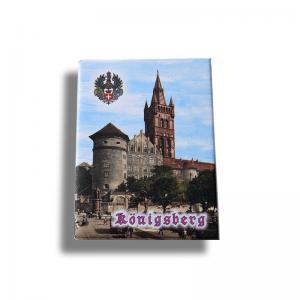 China Glue Drip Adhesive Fridge Magnets / 3d Scenic Souvenir Fridge Magnets on sale