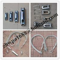 Quality Diameter 10-20mm Cable grips,Cable Socks,length 1000mm Pulling grip for sale