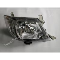 Quality 12V Toyota Hilux Vigo Parts / Front Head Lamp Custom Service Acceptable for sale