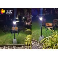 Buy cheap Road Smart Solar LED Garden Lights 10 Watt 5V For Garden Yard Compound Lawn from wholesalers