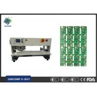 Quality Circular / Linear Blade Pcb Depanelizer V Cut Separator For Long Size PCB for sale