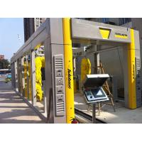 Quality Professional Express Shape Beauty Automatic Car Wash System Washing Speed Quickly for sale