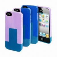 Quality Cellphone Cases for iPhone 5, Made of High Quality PC, Unique Design for sale
