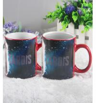 Quality ceramic magic mug ceramic mug Wholesale Custom ceramic temperature color change cup travel coffee mugs for sale