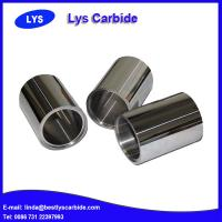 Quality Hard metal tungsten carbide bushes for sale