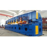 Quality 6m Benchtop Edge Milling Machine 5.5KW Single Milling Head for sale