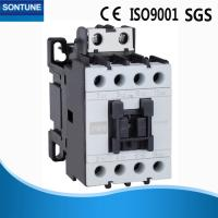 China 3 Pole  Motor Contactor220V ,  STSP Fixed  Plastic Electrical Contactor on sale