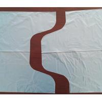 Buy cheap S Cut HDPE Plastic Garbage Bags 10 Micron Gravure Printing 500 * 600mm from wholesalers