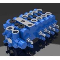 China Combination Control Directional Hydraulic Proportional Valve 5DL-G10L-TA on sale