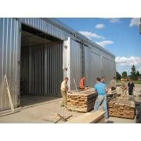 Quality All aluminum fully automatic100m3 wood drying kiln/wood dryer/kiln dryer/wood drying chamber for sale