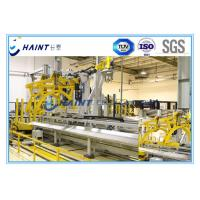 Quality Industrial Textile Roll Packing Machine , Chaint Roll Wrapping Machine for sale