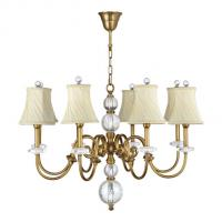 Quality Brass candelabra chandelier for Indoor home Lighting Fixtures (WH-PC-27) for sale