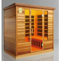 Quality New Design Best Price Low EMF Far Infrared Sauna Cabin Prefab Cabin for Home Beauty Use(CE/RoHS) for sale
