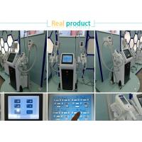 Quality 12 inch touch color screen -15~5 celcius ice shaping cryolipolysis fat freeze slimming machine for sale