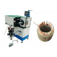 Quality Horizontal Single Side Stator Coil Lacing Machine for High Winding Overhang Big Electric Motor for sale